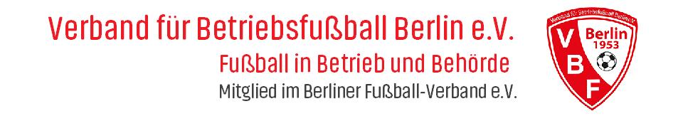 Verband für Betriebsfußball Berlin e.V.